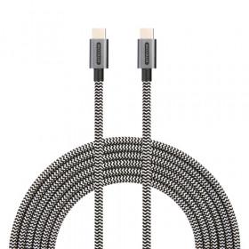 Sitecom CA-030 cavo USB 1 m 2.0 USB C Nero, Bianco