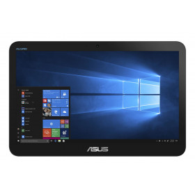 "ASUS A41GAT-BD032D 39,6 cm (15.6"") 1366 x 768 Pixel Touch screen Intel® Celeron® N4000 4 GB DDR4-SDRAM 256 GB SSD Nero PC All-in-one"
