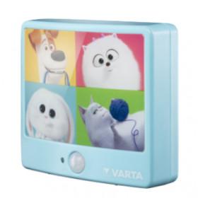 Varta 15642 Lightbox Blu 4 lampada(e) LED