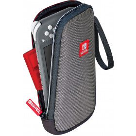Bigben Interactive NLS115 custodia per console portatile Custodia rigida Nintendo Grigio