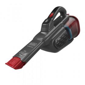 Black & Decker Dustbuster aspiratore portatile Sacchetto per la polvere Nero, Rosso