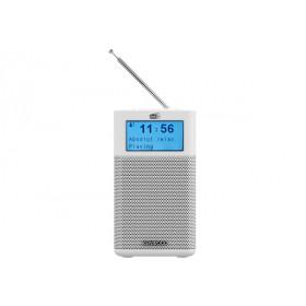 Kenwood CR-M10DAB-W radio Portatile Analogico e digitale Bianco