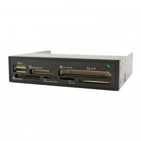Atlantis Land P005-CAN-B lettore di schede Interno Nero USB 2.0