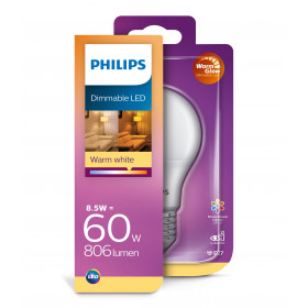 Philips 8718699659769 lampada LED 8,5 W E27 A+