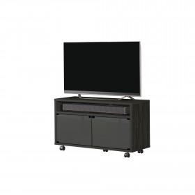 Munari MT110NENE supporto TV e sistema audio 5 ripiani