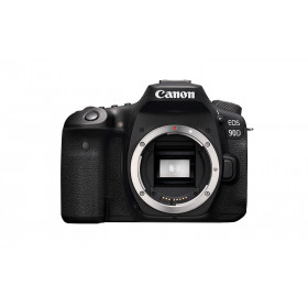 Canon EOS 90D + EF-S 18-135mm f/3.5-5.6 IS USM Kit fotocamere SLR 32,5 MP CMOS 6960 x 4640 Pixel Nero