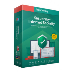 Kaspersky Lab Internet Security 2020 Licenza base 1 anno/i