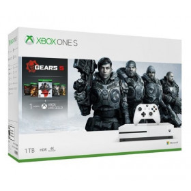 Microsoft Bundle Xbox One S Gears 5 (1 TB) Bianco 1000 GB Wi-Fi