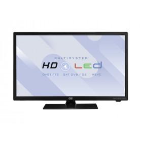 "Trevi LTV 2402 SAT 61 cm (24"") HD Nero"