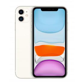 "Apple iPhone 11 15,5 cm (6.1"") 64 GB Doppia SIM 4G Bianco iOS 13"