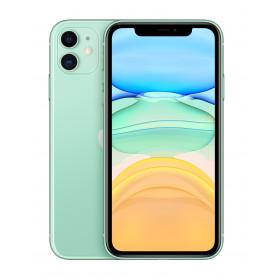 """Apple iPhone 11 15,5 cm (6.1"""") 128 GB Doppia SIM 4G Verde iOS 13"""