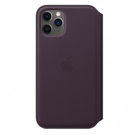 "Apple MX072ZM/A custodia per cellulare 14,7 cm (5.8"") Custodia a libro Porpora"