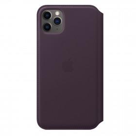 "Apple MX092ZM/A custodia per cellulare 16,5 cm (6.5"") Custodia a libro Melanzana"