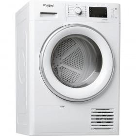 Whirlpool FT M22 9X2S EU asciugatrice Libera installazione Caricamento frontale Bianco 9 kg A++