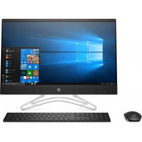 "HP 24 -f1004nl 60,5 cm (23.8"") 1920 x 1080 Pixel AMD Ryzen 5 8 GB DDR4-SDRAM 128 GB SSD Nero PC All-in-one"