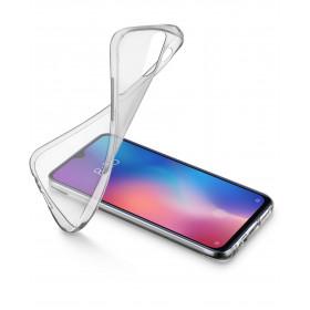 Cellularline Soft - Mi 9SE Protegge e valorizza il design dello smartphone Trasparente