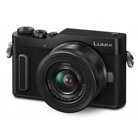 Panasonic Lumix DC-GX880 + 12-32mm f/3.5-5.6 MILC 16 MP Live MOS 4592 x 3448 Pixel Nero