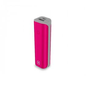 Celly PBD2200PK batteria portatile Ioni di Litio 2200 mAh Rosa