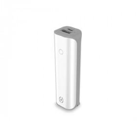 Celly PBD2200WH batteria portatile Ioni di Litio 2200 mAh Bianco