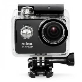 "Nilox 4K NAKED fotocamera per sport d'azione 4K Ultra HD CMOS 16 MP 25,4 / 2,5 mm (1 / 2.5"") 75 g"