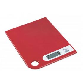 Ardes AR1PA1 Bilancia da cucina elettronica Rosso Superficie piana Rettangolo