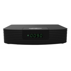 Digiquest DGQ990 HD - Decoder Terrestre Full HD REC - Doppio Telecomando