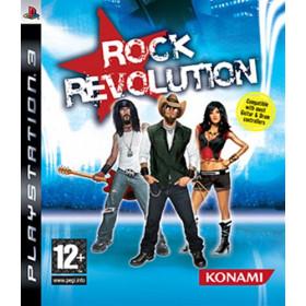 Halifax Rock Revolution Ps3 PlayStation 3 Basic