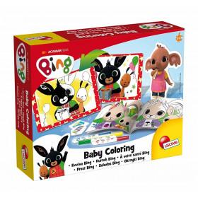 Lisciani Giochi Bing Baby Coloring Evviva Bing!
