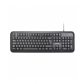 Vultech KEY-618M tastiera USB QWERTY Italiano Nero