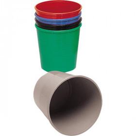 Methodo PS98 Rotondo Grigio Plastica