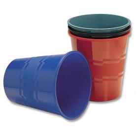 Methodo PS94 Rotondo Rosso Plastica