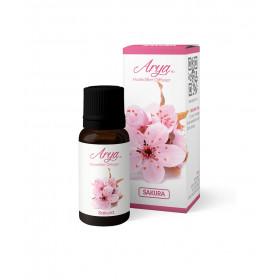 Arya HD Sakura olio essenziale 10 ml Fiore di ciliegio Diffusore di aromi