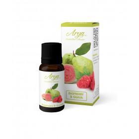 Arya HD Raspberry & Guava olio essenziale 10 ml Guava, Lampone Diffusore di aromi