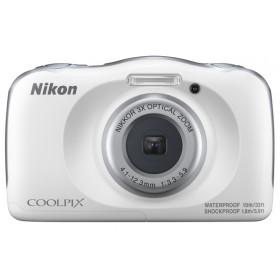 "Nikon COOLPIX W150 1/3.1"" Fotocamera compatta 13,2 MP CMOS 4160 x 3120 Pixel Bianco"