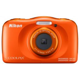 """Nikon COOLPIX W150 1/3.1"""" Fotocamera compatta 13,2 MP CMOS 4160 x 3120 Pixel Arancione"""