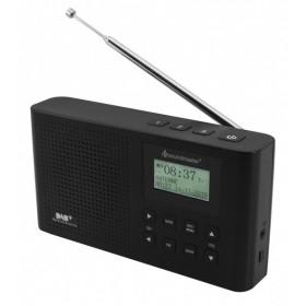 Soundmaster DAB160SW radio Portatile Nero