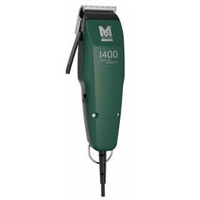 Moser 1406-0454 tagliacapelli Nero, Verde