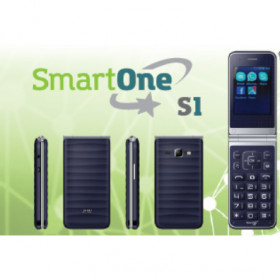 Smartone S1 Cellulare WHATSAPP/Android Clamshell Dual SIm