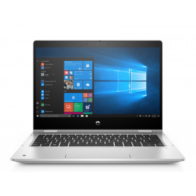 "HP ProBook x360 435 G7 Ibrido (2 in 1) Argento 33,8 cm (13.3"") 1920 x 1080 Pixel Touch screen AMD Ryzen 5 16 GB DDR4-SDRAM 512 GB SSD Wi-Fi 6 (802.11ax) Windows 10 Pro"