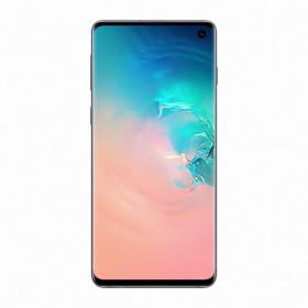 "TIM Samsung Galaxy S10 15,5 cm (6.1"") 8 GB 128 GB Dual SIM ibrida 4G USB tipo-C Bianco Android 9.0 3400 mAh"