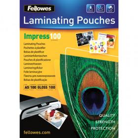 Fellowes 5351002 pellicola per plastificatrice 100 pezzo(i)