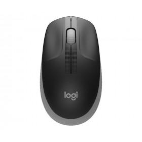 Logitech M190 mouse RF Wireless Ottico 1000 DPI Ambidestro