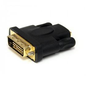 StarTech.com Adattatore cavo video HDMI a DVI-D - Cavo connettore presa HDMI a presa DVI Femmina/Maschio
