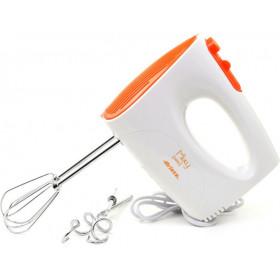 Ariete Mixy Easy 1541 Sbattitore manuale Arancione, Bianco 250 W