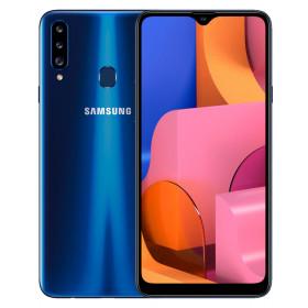 "Samsung Galaxy A20s SM-A207F/DS 16,5 cm (6.5"") 3 GB 32 GB Doppia SIM 4G USB tipo-C Blu 4000 mAh"