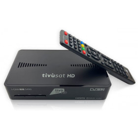 ADB i-CAN S490 Cavo, Ethernet (RJ-45), Satellite HD Nero