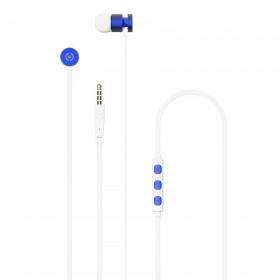 Celly UP1000 Cuffia Auricolare Blu
