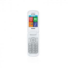 """Brondi Stone 6,1 cm (2.4"""") 86 g Bianco Telefono cellulare basico"""