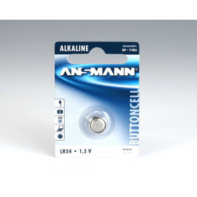 Ansmann Alkaline Battery LR 54 Alcalino 1.5V batteria non-ricaricabile