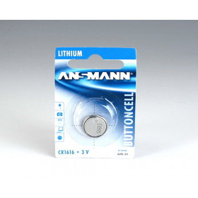 Ansmann Lithium CR 1616, 3 V Battery Ioni di Litio 3V batteria non-ricaricabile